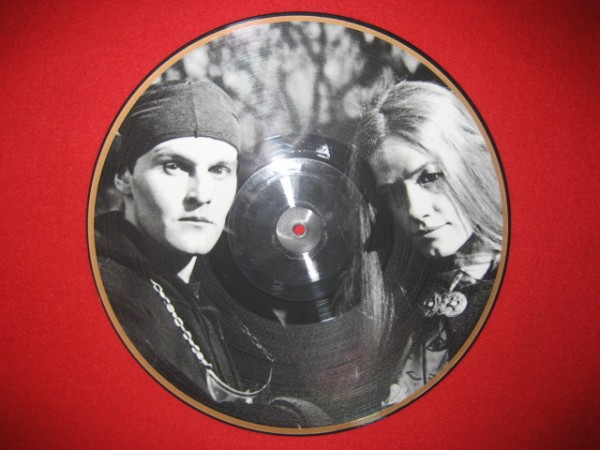 Death In June - Born Again 1988 LP (2nd Lim970)